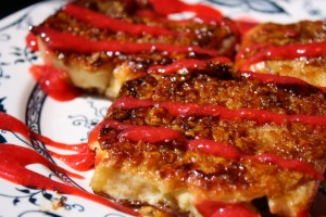 Cinnamon Sugar French Toast_12