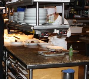 Tru kitchen tour