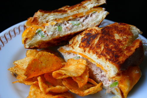 Tuna Melt on Challah | Better With Butter |