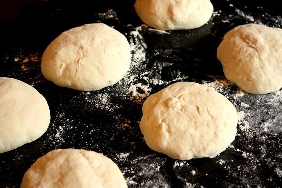Baguette Dough