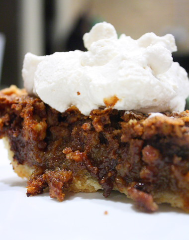 Chocolate Pecan Pie_5