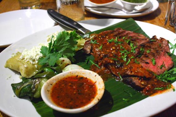 Frontera steak