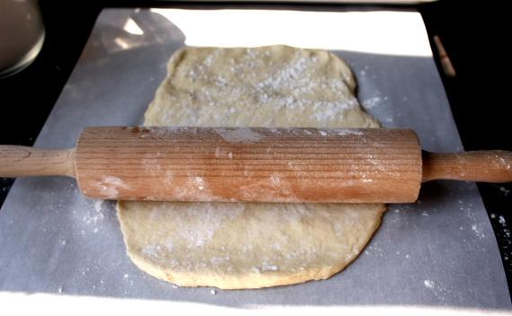 Lavosh dough
