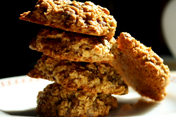 Oatmeal cookies_2