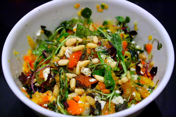 microgreen salad_2