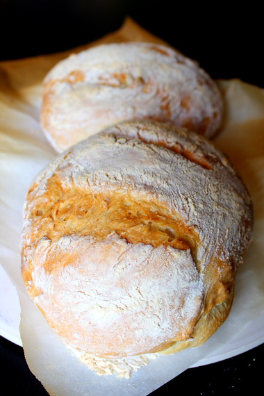 no knead bread_3