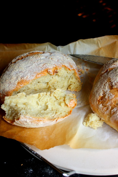 no knead bread_4