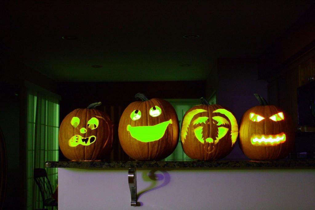 Carved Pumpkins_7