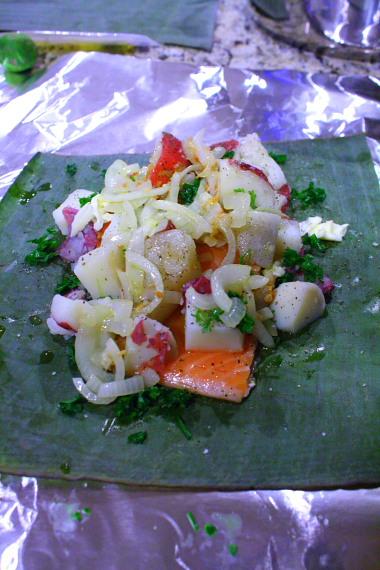 Salmon in foil_2