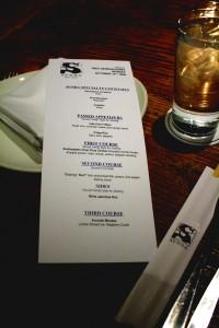 Sunda menu