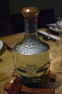 Tres Generaciones tequila
