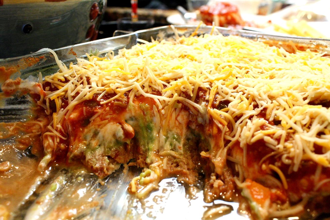 Mexican 5-Layer Dip Recipes — Dishmaps