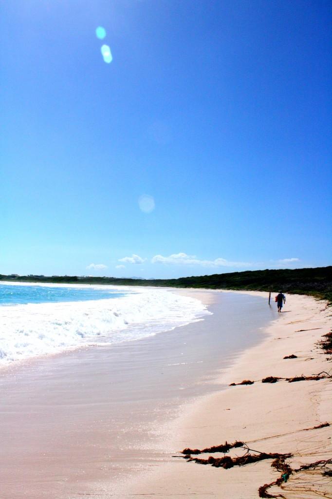 Anguilla beach