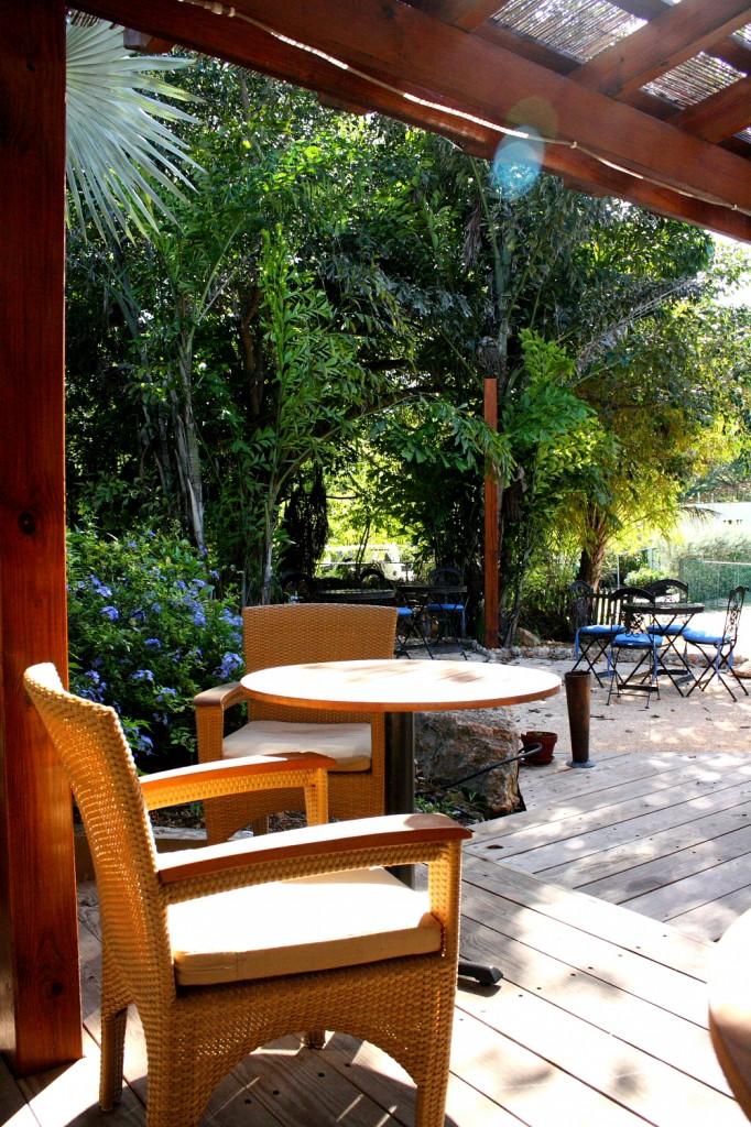 Cafe at Veya