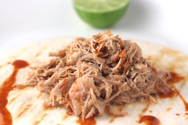 Living on the edge with slow-cooker carnitas