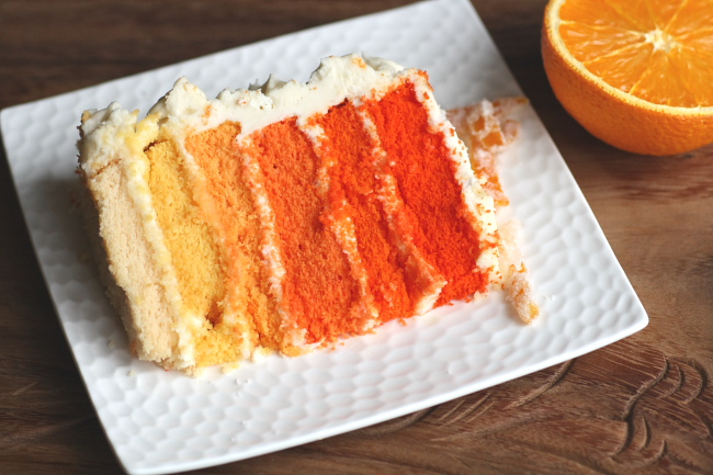 Orange Layer Cake Recipes — Dishmaps