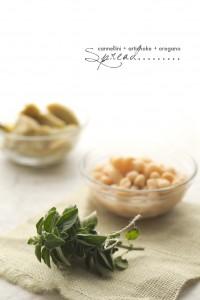 cannellini and artichoke spread