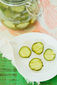 homemade dill pickles 5