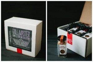Urban Accents Grill Masters kit