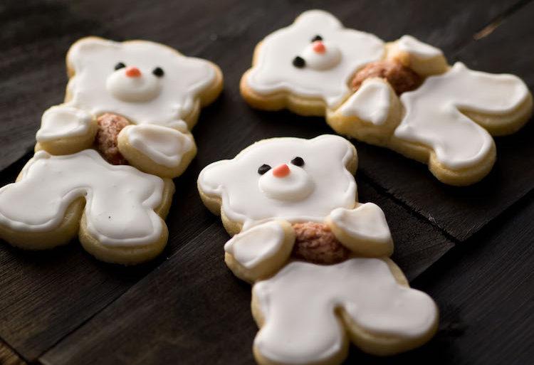 bear hug cookies