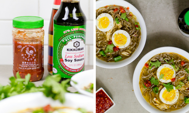 easy weeknight ramen